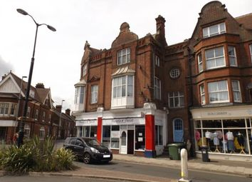 Thumbnail 3 bed flat for sale in Prince Of Wales Road, Cromer, Norfolk