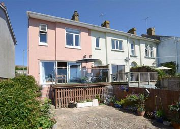Thumbnail 3 bed end terrace house for sale in South Furzeham Road, Furzeham, Brixham