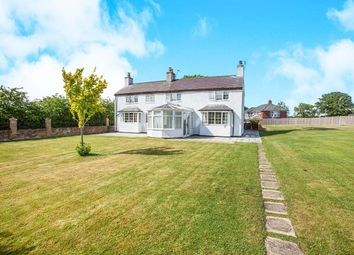 Thumbnail 5 bed detached house for sale in Eastwood House Greaves Lane, Threapwood, Malpas