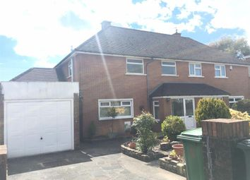 Thumbnail 3 bed semi-detached house to rent in Everest Avenue, Llanishen, Cardiff