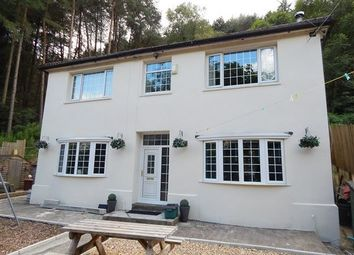 Thumbnail 4 bed detached house for sale in Oaklands, Old Blaina Road, Abertillery