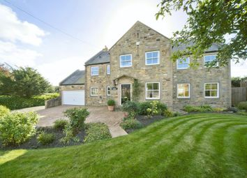 Thumbnail 5 bed detached house for sale in West Thirston, Morpeth