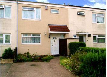 Thumbnail 3 bedroom terraced house for sale in Kersey, Stantonbury, Milton Keynes