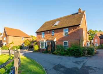 Thumbnail 4 bed detached house for sale in Meadow Way, Horley