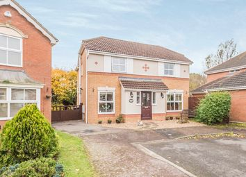 Thumbnail 4 bed detached house for sale in Eisenhower Road, Meppershall, Shefford