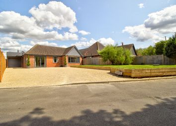 Thumbnail 4 bed bungalow for sale in Cherry Garden Lane, Littlewick Green, Maidenhead