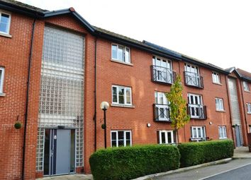 Thumbnail 2 bed flat to rent in Wharf Close, Manchester