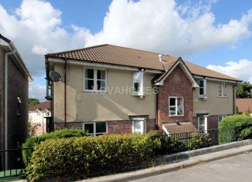 Thumbnail 2 bed flat for sale in Prestonbury Close, Widewell