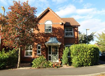 Thumbnail 4 bed detached house for sale in Waterside Drive, Frodsham, Cheshire