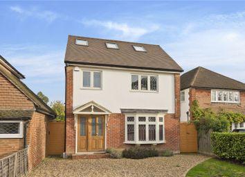 Thumbnail 4 bed detached house for sale in Queens Avenue, Byfleet, West Byfleet, Surrey