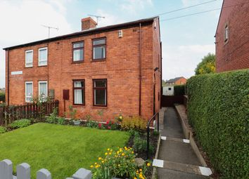 Thumbnail 2 bed semi-detached house for sale in Southsea Road, Woodhouse, Sheffield
