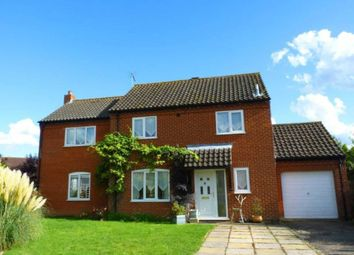 Thumbnail 4 bedroom detached house for sale in Brancaster Way, Swaffham
