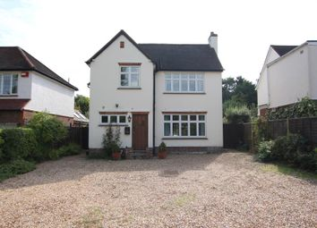 Thumbnail 4 bed detached house to rent in Scotts Grove Road, Chobham, Woking