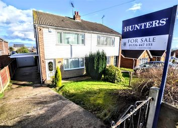 Thumbnail 3 bed semi-detached house for sale in Fitzwilliam Street, Swinton, Mexborough, South Yorkshire