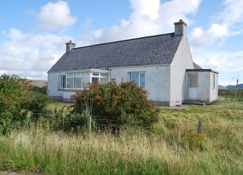Thumbnail 3 bed detached bungalow for sale in Isle Of South Uist, Western Isles