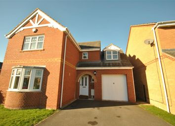 Thumbnail 4 bed detached house for sale in Gavin Close, Thorpe Astley, Braunstone