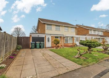 Thumbnail 2 bed semi-detached house for sale in Pilling Close, Walsgrave, Coventry