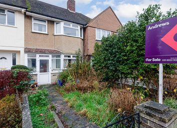 Thumbnail Terraced house for sale in Barrington Road, Sutton, Surrey