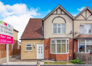 Thumbnail 3 bed semi-detached house for sale in Grenfell Avenue, Mexborough