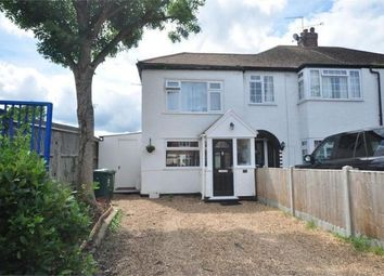 Thumbnail 2 bed semi-detached house to rent in Wheatsheaf Lane, Staines Upon Thames
