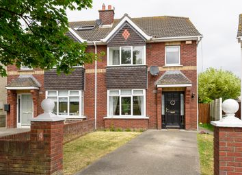 Thumbnail 4 bed semi-detached house for sale in 4 The Crescent, Skerries Rock, Skerries, County Dublin