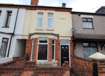 Thumbnail 3 bed terraced house to rent in Marston Lane, Bedworth