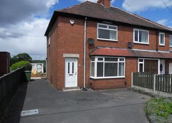 Thumbnail 2 bed semi-detached house to rent in Wrenthorpe Lane, Wakefield