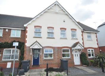 Thumbnail 2 bedroom terraced house to rent in High Street, Greenhithe