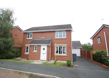 Thumbnail 3 bed detached house to rent in Sapphire Drive, Milton, Stoke-On-Trent