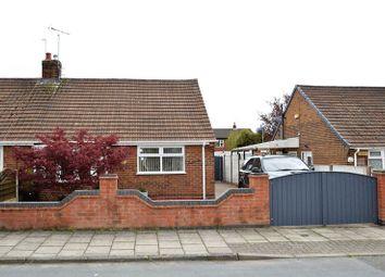 Thumbnail 2 bed semi-detached bungalow for sale in Leeway Road, Rainworth, Mansfield
