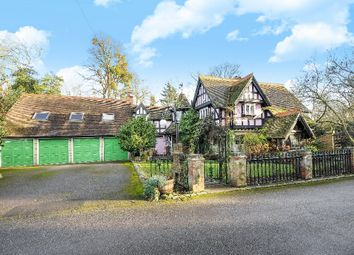 Thumbnail 6 bed detached house for sale in St. Leonards Hill, Windsor