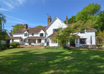 Thumbnail 6 bed detached house for sale in Henham Road, Debden Green, Nr Saffron Walden, Essex