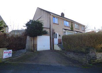 Thumbnail 4 bedroom semi-detached house for sale in Woodlands Park, Merlins Bridge, Haverfordwest