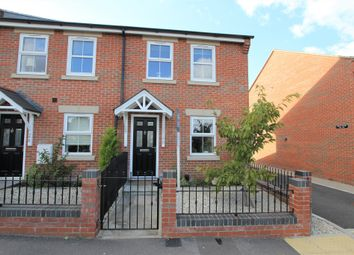 Thumbnail 3 bed end terrace house for sale in Hagbourne Road, Didcot