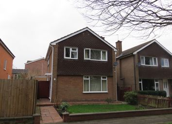 Thumbnail 3 bedroom detached house for sale in Chelmsford Close, Mickleover, Derby