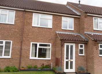 Thumbnail 3 bedroom terraced house to rent in Churchill Close, Woodbridge