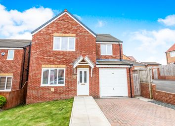 Thumbnail 4 bed detached house for sale in Gooseberry Close, Hartlepool