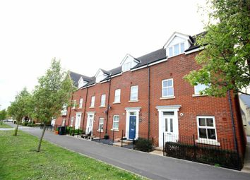 Thumbnail 4 bedroom end terrace house for sale in Addinsell Road, Redhouse, Swindon