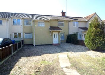 Thumbnail 3 bed terraced house for sale in Mile Cross Lane, Norwich