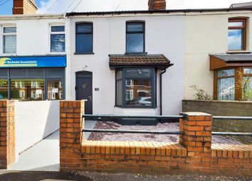 Thumbnail 2 bed terraced house for sale in Caerphilly Road, Birchgrove, Cardiff.
