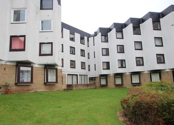 Thumbnail 1 bed flat to rent in Clyde House, The Furlongs, Hamilton