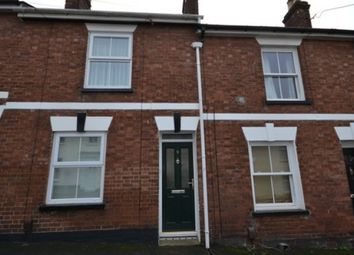 Thumbnail 2 bedroom terraced house to rent in Victoria Road, Exeter