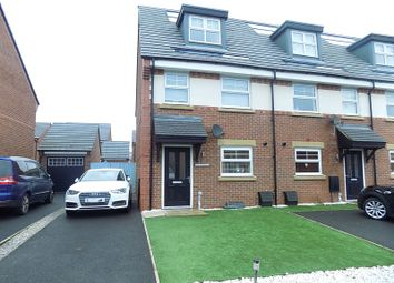 3 bed terraced house for sale in Carroll Close, Pennington Wharf, Leigh, Greater Manchester WN7