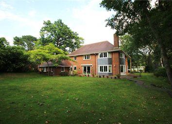 Thumbnail 4 bedroom detached house for sale in Branksome Park, Poole, Dorset