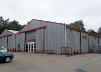 Thumbnail Warehouse for sale in Unit V, Court Works Industrial Estate, Madeley, Shropshire