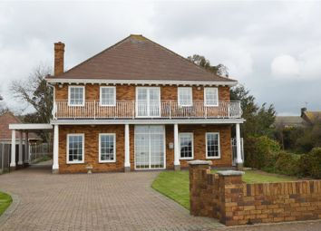 Thumbnail 4 bed detached house for sale in Thorpe Bay Gardens, Thorpe Bay, Essex