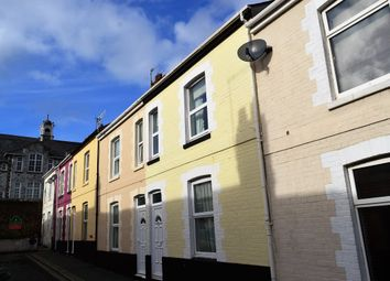 Thumbnail 2 bed terraced house to rent in Britannia Place, Plymouth