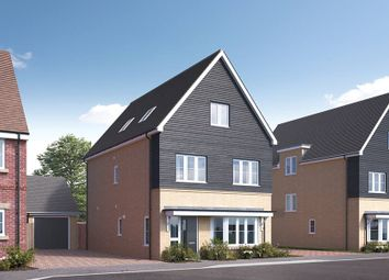 "4 bed property for sale in ""The Thurlby"" at Jones Hill, Hampton Vale, Peterborough PE7"