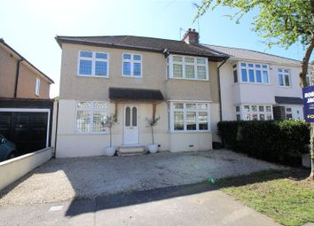 Thumbnail 3 bed semi-detached house for sale in Grasmere Road, Barnehurst, Kent