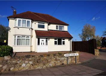Thumbnail 4 bed detached house for sale in Green Acres Road, Birmingham